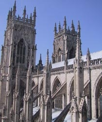 York Minster, Yorkshire, UK Wish it hadn't been struck by lightning and closed for repairs when I was there with my aunt and uncle in 1984.