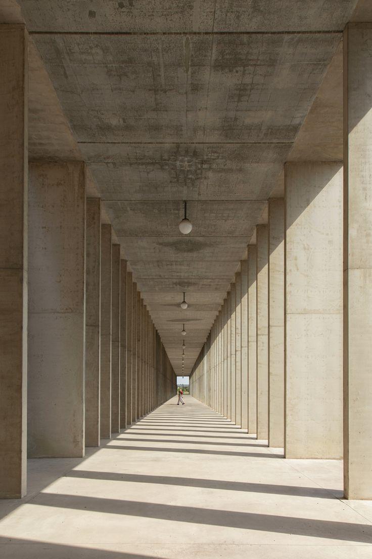 San Cataldo Cemetery By Aldo Rossi Architecture Light