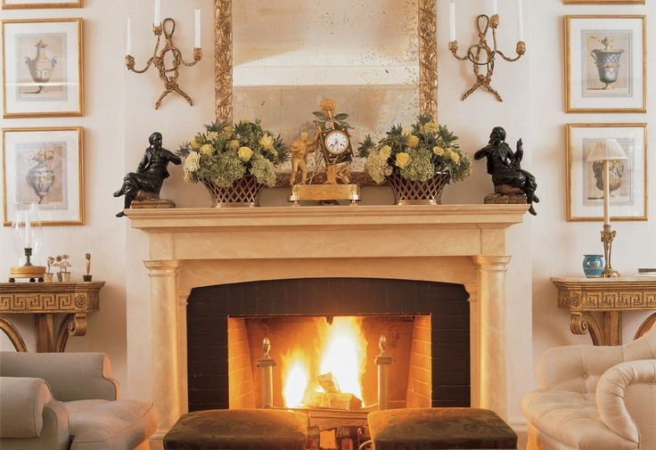 Bunny Williams: English Decoration, Fireplaces Mantles, Holidays Mantles, Interiors, Living Roomdin, Fireplaces Idea, Altars, House Idea, Bunnies William Living Rooms