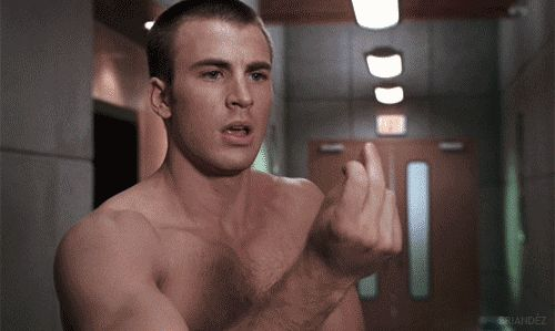 Every Chris Evans Nude & Shirtless Scene In One Glorious Supercut