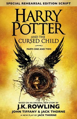Based on an original new story by J.K. Rowling, Jack Thorne and John Tiffany, Harry Potter and the Cursed Child, a new play by Jack Thorne