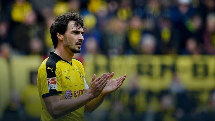 Borussia Dortmund potwierdziła odejście Matsa Hummelsa