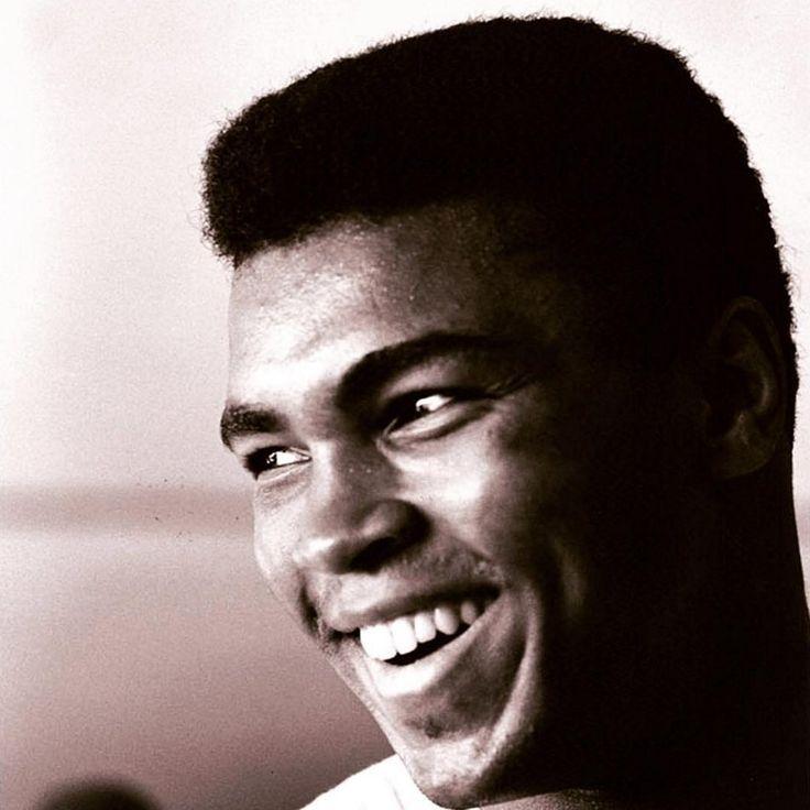 Muhammad Ali (born Cassius Marcellus Clay)