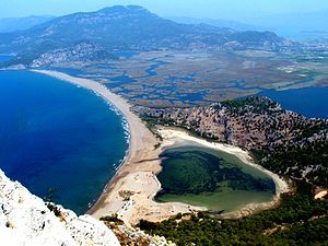 Köyceğiz-Dalyan Special Environmental Protection Area - Wikipedia, the free encyclopedia