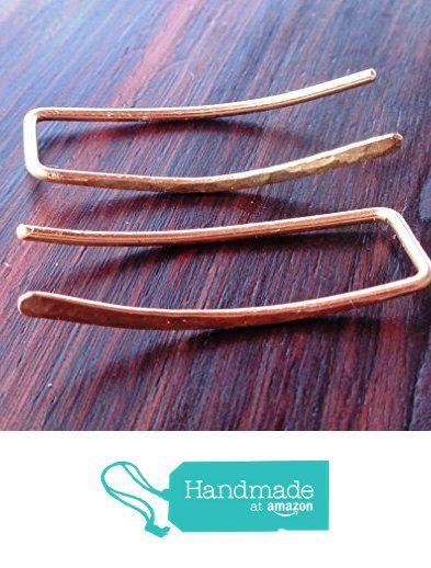 Ear Climbers,Ear Cuffs,Ear Crawlers,Earrings Pin Hammered 925 Sterling Silver/14k Gold Filled/14k Rose Gold Filled https://www.amazon.com/dp/B074J8VWVW/ref=hnd_sw_r_pi_dp_yfVGzbQW37AZG #handmadeatamazon