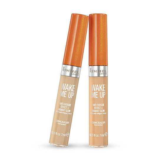 Rimmel London Wake Me Up Concealer ($4) and more drugstore concealers to stock up on.