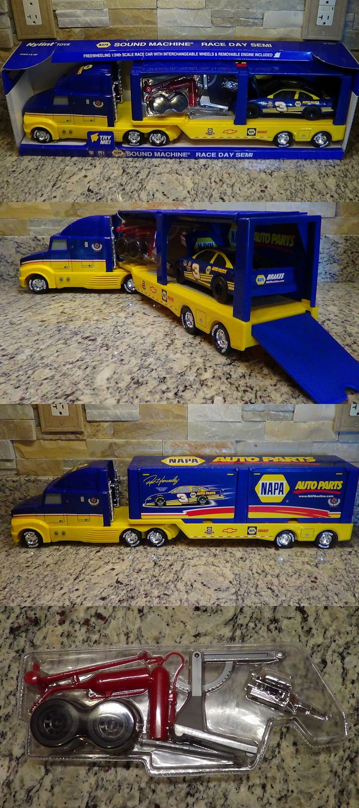 Vintage manufacture 180507 nylint 9426 n napa auto parts 2000 chevy nascar private label