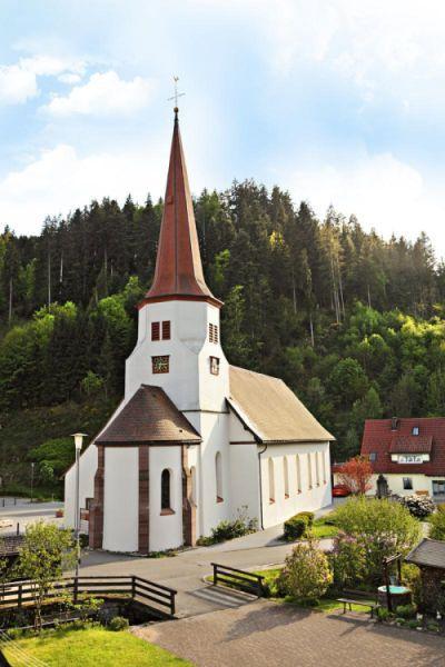 Triberg im Schwarzwald-Nussbach (Schwarzwald-Baar-Kreis) BW DE
