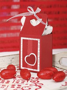 Creative Company | Boxes Galore: Red Valentine's box