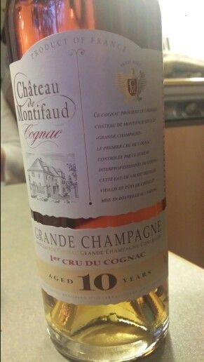 Chateau de Montifaud aged 10 years