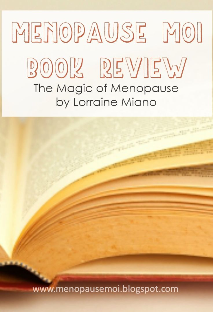Menopause Moi Book Review: The Magic of Menopause by Lorraine Miano