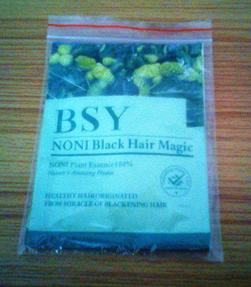 Deal Nasional - Diskon - Dapatkan BSY Noni Black Hair Magic Shampoo Hanya Dengan Rp 90.000
