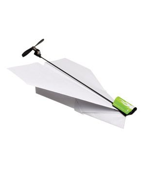Motorized Paper Airplane Kit -Check out more Cool Boys Toys & Gadgets