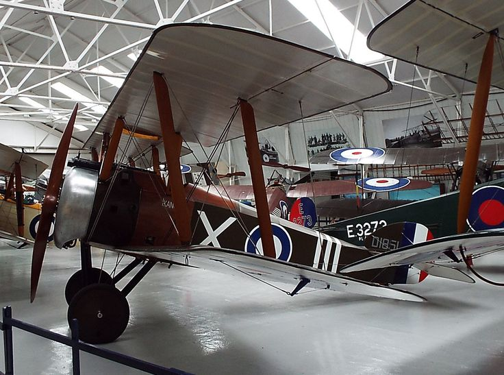 Sopwith F1 Camel 1917 Shuttleworth Collection