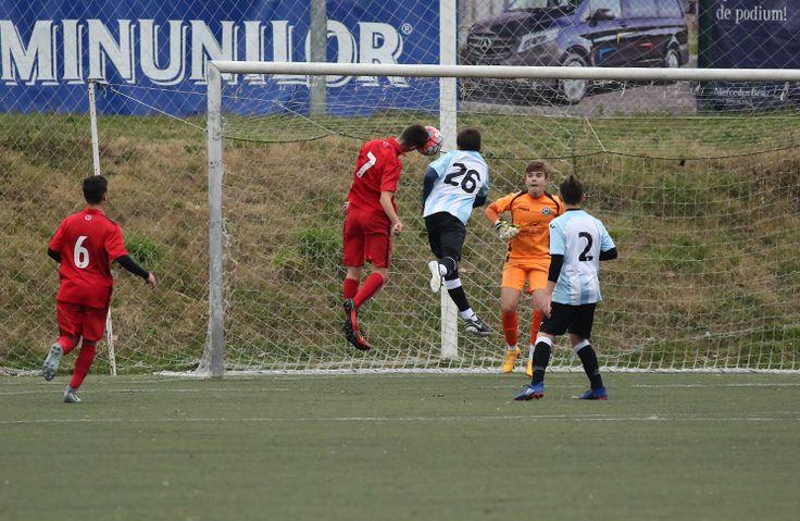 JUNIORI 2002 FC Juniorul, învinsă cu 3-1 de Dinamo