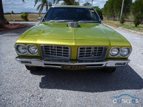 1972 Holden Kingswood HQ