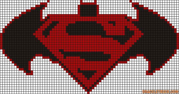 batman vs superman pixel - photo #45
