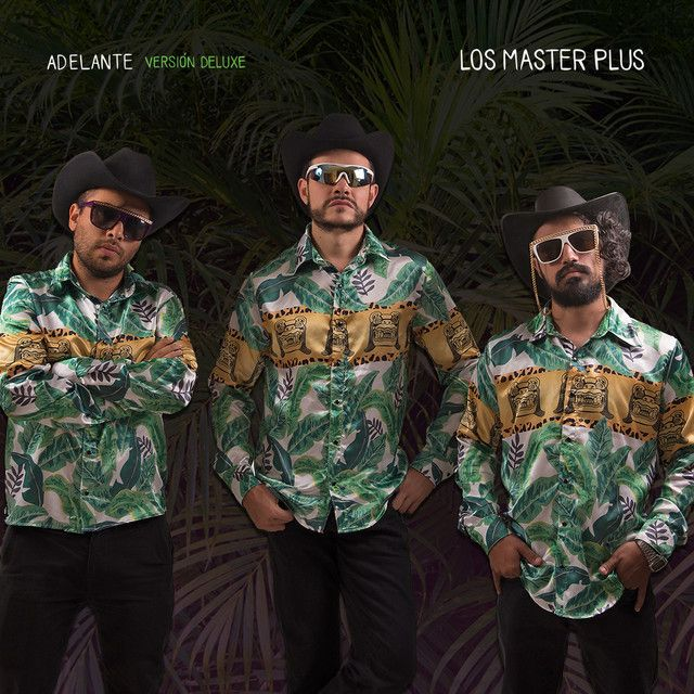 """Recalentado"" by Los Master Plus was added to my Discover Weekly playlist on Spotify"