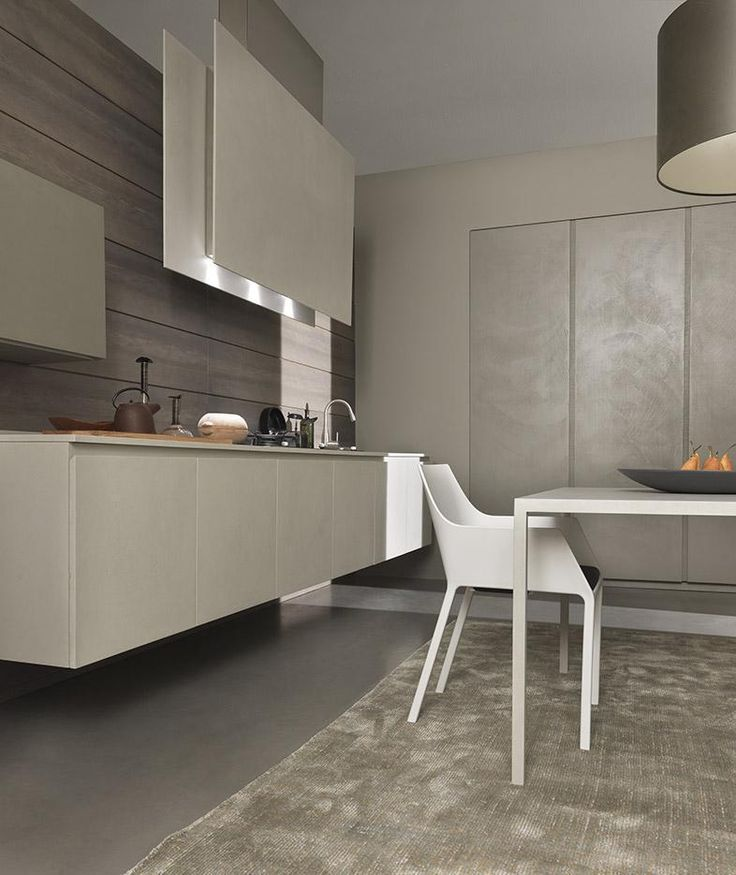 Create An Industrial Style Kitchen With Concrete