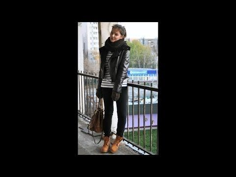 How To Wear Timberland Boots for Women - Fashion Inspirations - http://elegantshoegirl.com/how-to-wear-timberland-boots-for-women-fashion-inspirations/