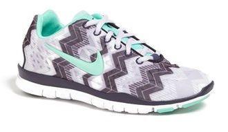 Nike Chevron print workout shoes - love! #cutekicks #workout ...