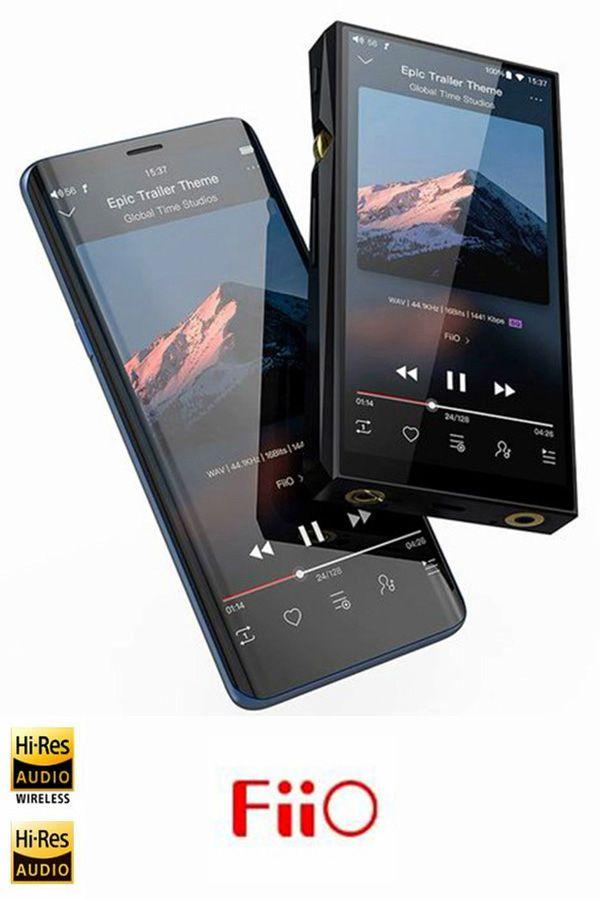 FiiO Android M11 HIFI Music MP3 Player with Balanced Output