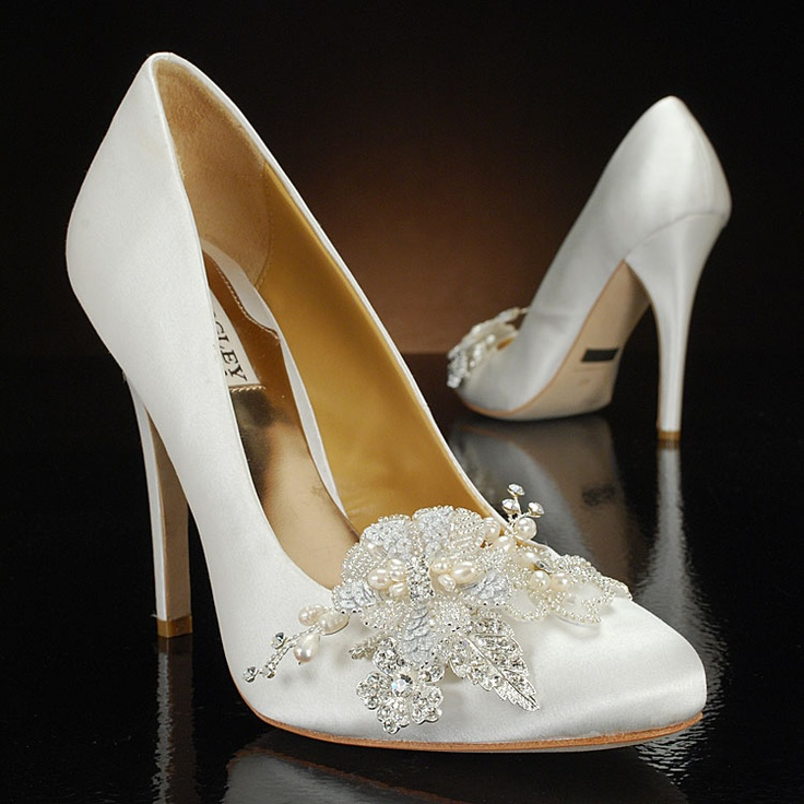 107 Best Wedding Shoes Images On Pinterest Dreams Replica Of Bella Swan
