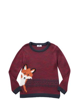 F&F Signature Fox Jumper