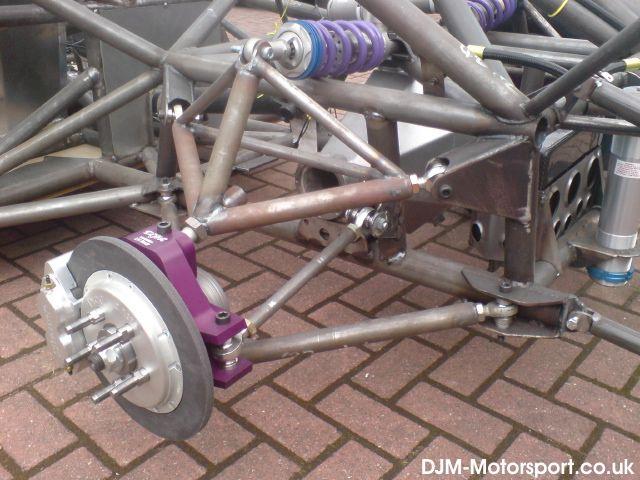 DJM Motorsport    EVO Project Car