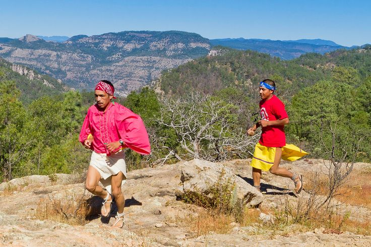 tarahumara indians Don't want to get all national geographic on you but i read a really interesting article i wanted to share it was about the tarahumara indians, a tribe in mexico that live in the mountains and lead a very simple existance.