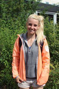 FAU-Studentin und Olympia-Teilnehmerin: Nadja Pries startet als erste Frau für Deutschland bei den BMX-Wettbewerben. Im Interview im Studentenblog meineFAU erzählt sie von ihren Zielen und Hoffnungen für die Spiele. (Bild: Salome Mayer)