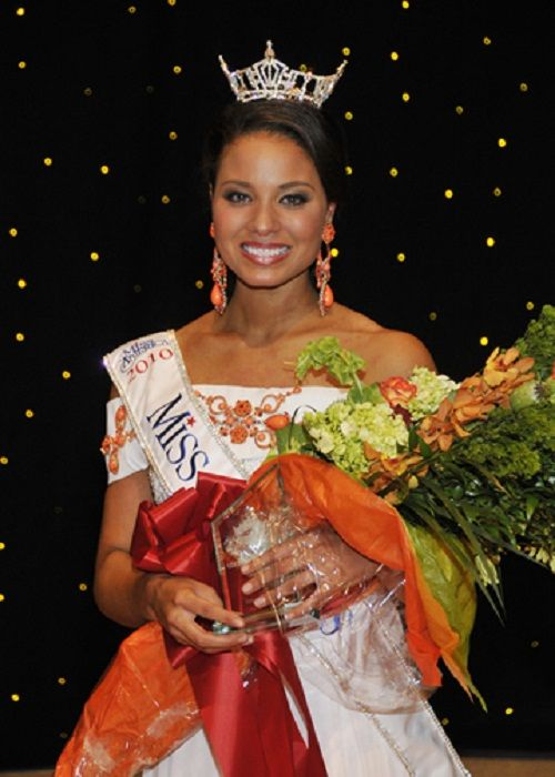 Alyse Eady Miss Arkansas 2010