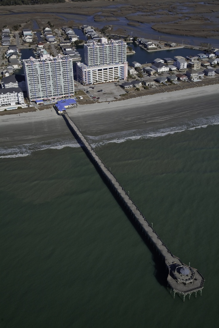 Looking for a North Myrtle Beach resort vacation? Come visit the Prince Resort at the Cherry Grove Pier! www.PrinceResortonline.com