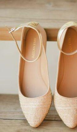 Woven sandals