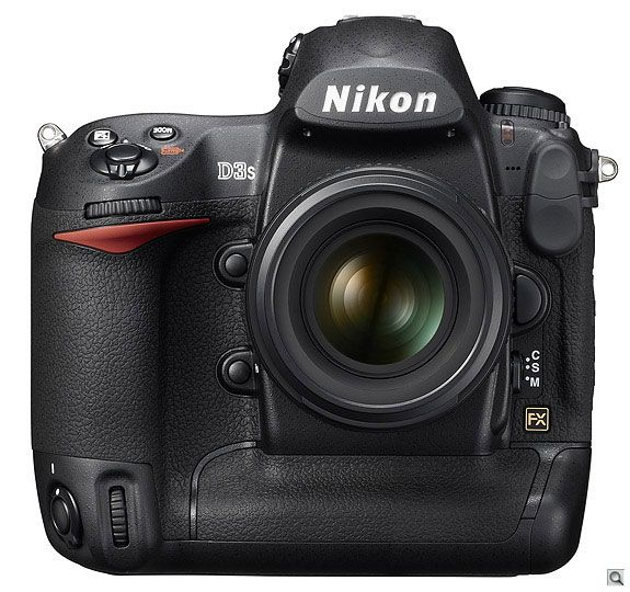 Nikon D3S...just sold
