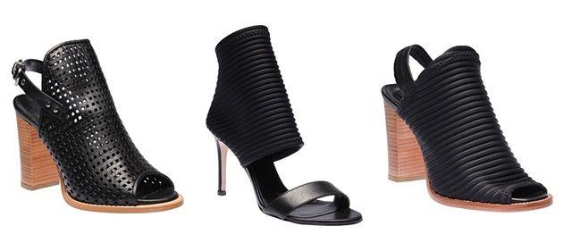 04762744862f7 İnci Deri 2016 Yazlık Siyah Deri Topuklu Ayakkabı Modelleri ...