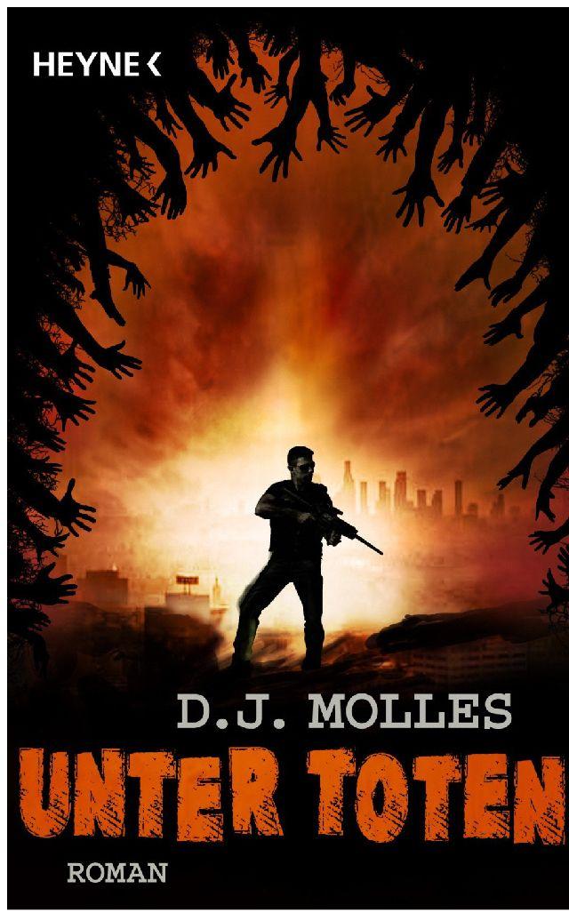 """Ich lese gerade """"Unter Toten 1"""" von """"Molles, D.J."""" in der Thalia.de Lese-App"""