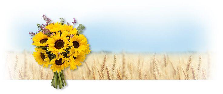 Blumenversand - Blumenlieferung weltweit - Blumenservice