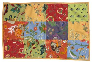 Botanical Tea Towels eclectic dishtowels