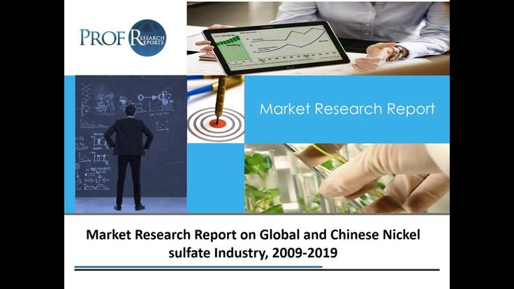 Global and Chinese Nickel sulfate Industry, 2009-2019 http://www.profresearchreports.com/global-and-chinese-nickel-sulfate-industry-2009-2019-market