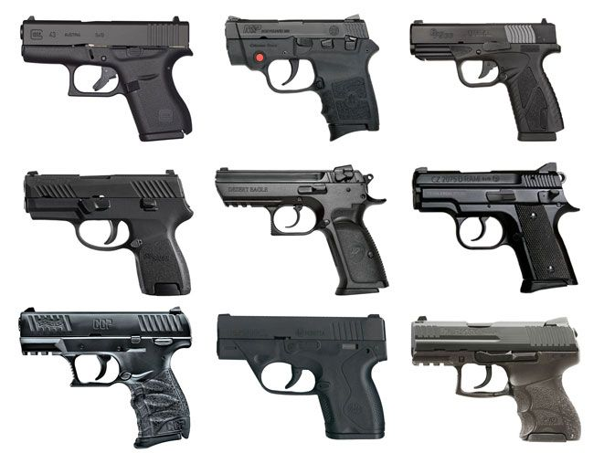 30 Concealed Carry Handguns To Jumpstart Your Personal Defense Here's a look at some popular concealed carry handguns to help you get a jumpstart on your personal defense.