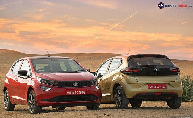 Tata Altroz Launched In India Prices Start At Rs 5 29 Lakh In