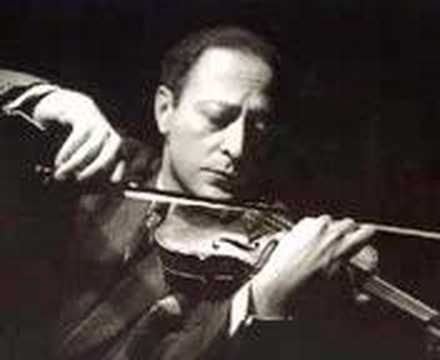 Carmen Fantasy by Jascha Heifetz why is everything so beautiful?