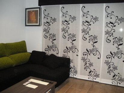 Más de 17 imágenes excelentes sobre paneles japoneses y cortinas ...