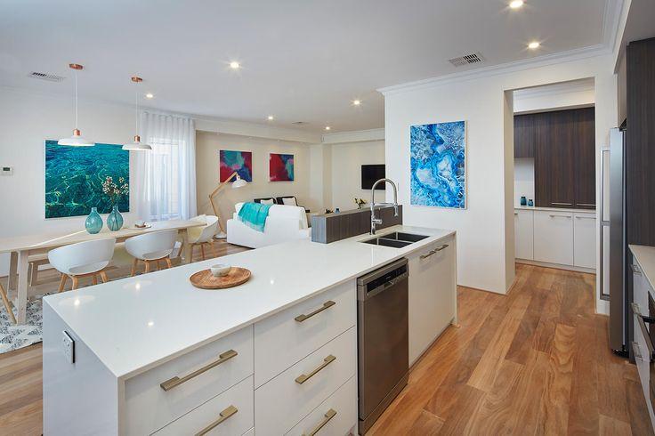The Belvoir display home Hilbert, Perth. Kitchen