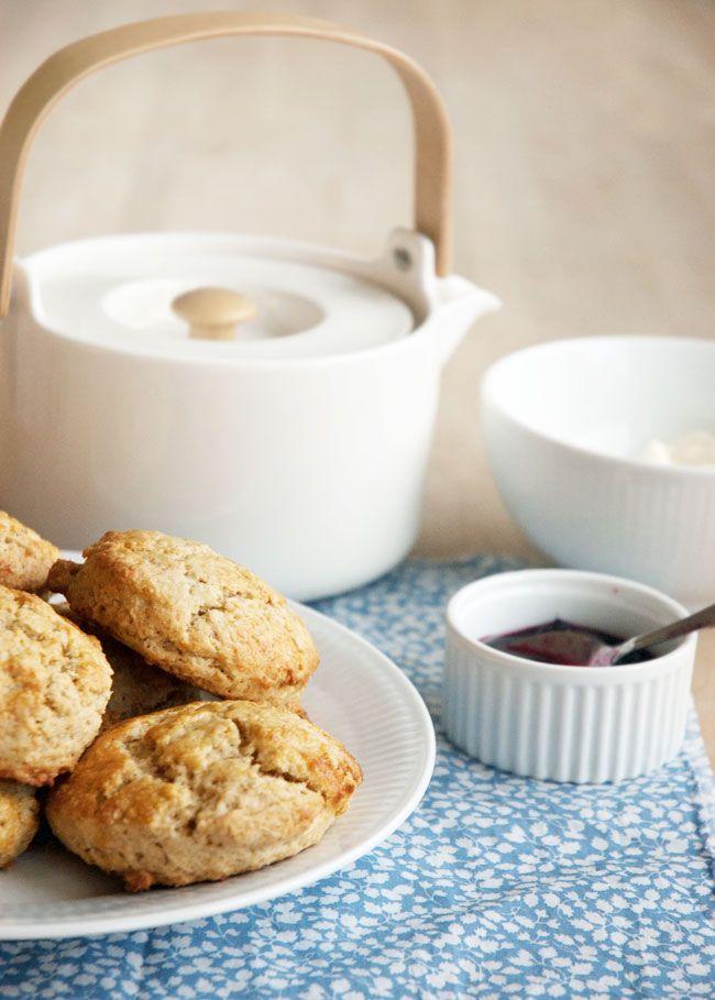 Scones - Opskrift på perfekte hjemmelavede scones