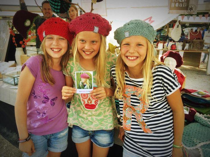 Happy girls with DFYH