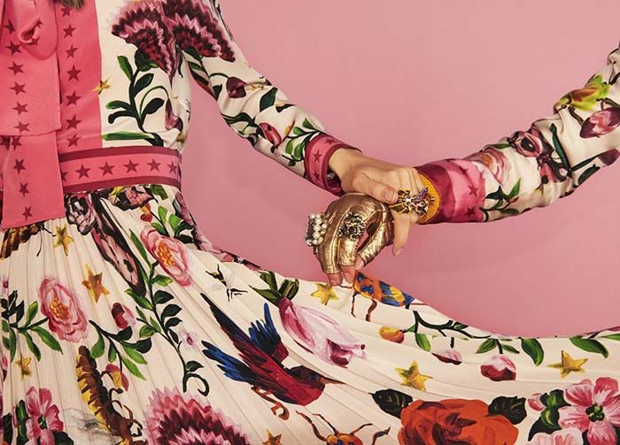 Gucci Garden: Gucci's Online-Only 2016 Capsule Collection