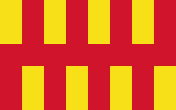 Flag of Northumberland