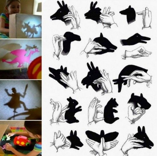 Shadow Puppets and Shadow Puppet Theatre Tutorial